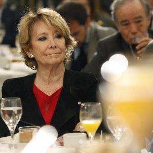 Esperanza Aguirre / Efe
