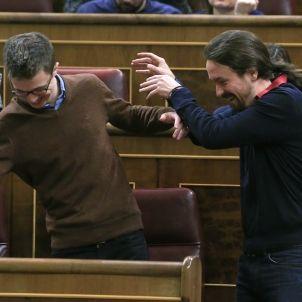 Iñigo Errejon-Pablo Iglesias-Unidos Podemos-1-efe