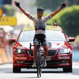 Matteo Trentin Tour França EFE