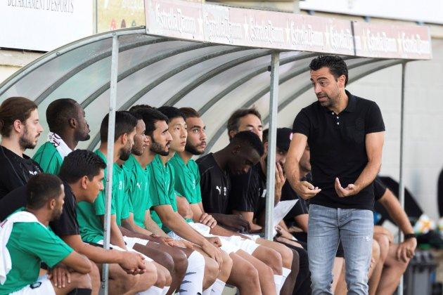 Revelan que Xavi no fue entrenador del Barcelona por sus múltiples exigencias