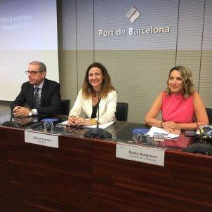 port barcelona resultats conesa EUROPAPRESS