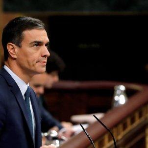 PSOE Sánchez investidura Congreso EFE