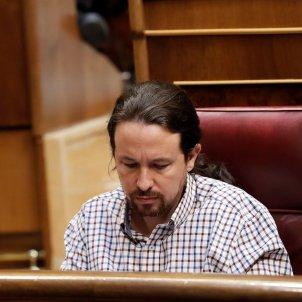 pablo Iglesias investidura EFE