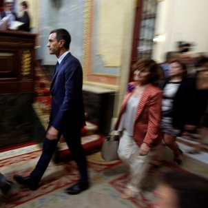 Sánchez Calvo investidura 2 EFE