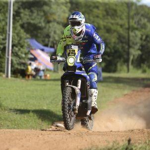 Joan Pedrero Dakar 2017 Efe