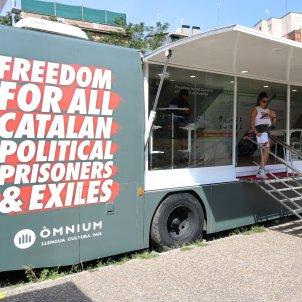 Autobús Òmnium   ACN