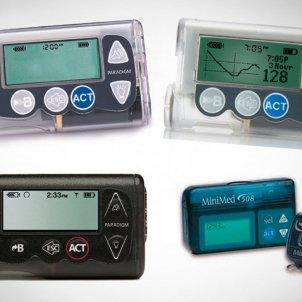 bombes insulina Medtronic