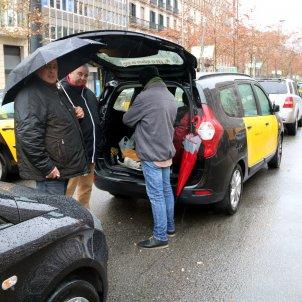 Pluja Barcelona - ACN