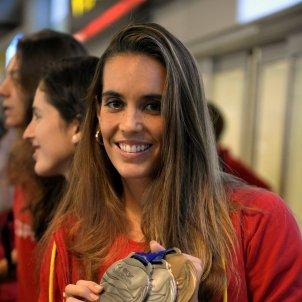 Ona Carbonell medalles EFE
