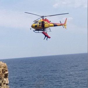 Helicopter SEM - ACN