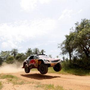 Sébastien Loeb Dakar 2017 Efe