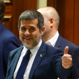 Jordi Sánchez acta diputat Congrés ACN