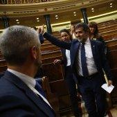 Jordi Sánchez Congrés Diputats ACN