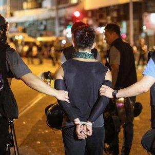 manifestacio hong kong - efe