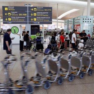 aeroport del Prat EFE