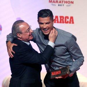 Florentino Pérez Cristiano Ronaldo EFE