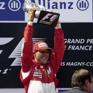 Michael Schumacher @schumacher