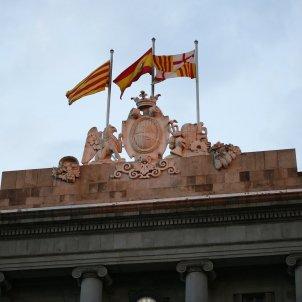 bandera ajuntament barcelona - Sergi Alcàzar