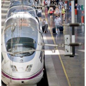 Tren renfe Europa Press