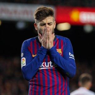 Gerard Piqué Barça Europapress