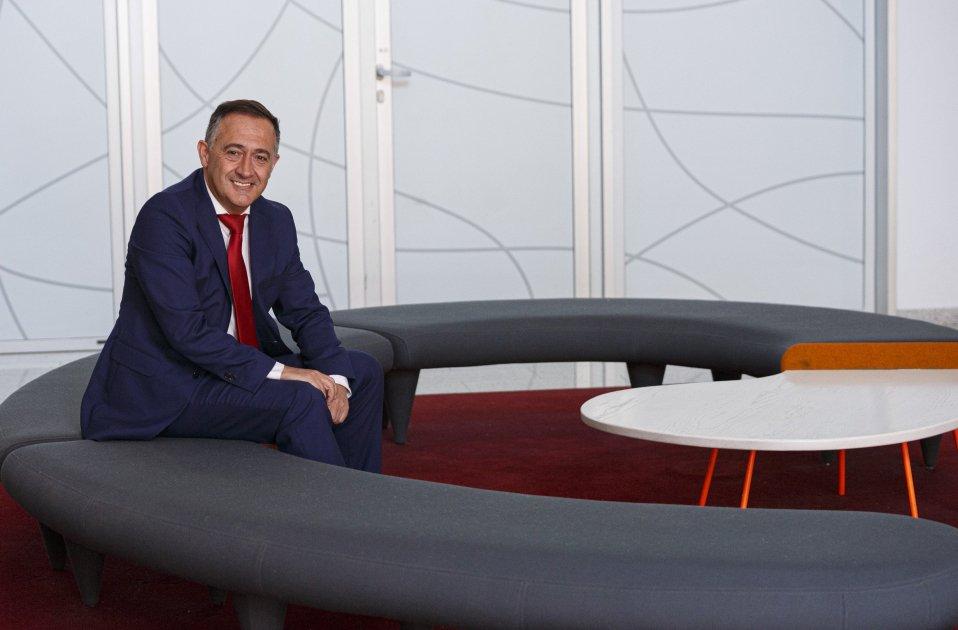 Xavier Monzo President - Sergi Alcazar
