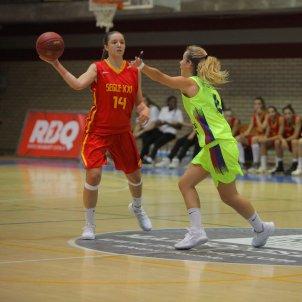 Lliga Catalana femenina Foto Ricard Rovira (FCBQ)