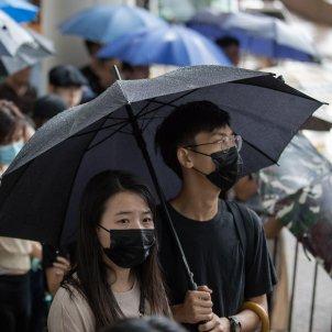 manifestacions Hong Kong - Efe