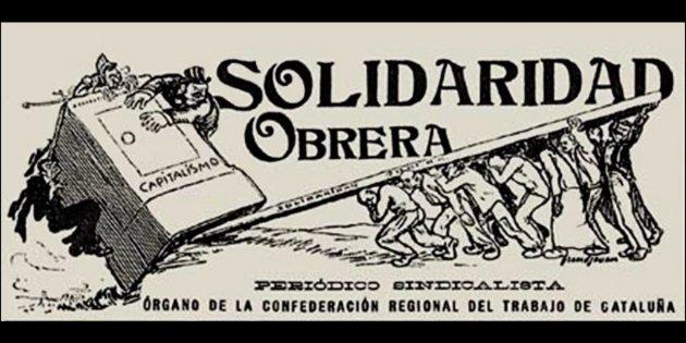 solidaridad obrera