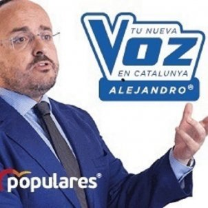 Alejandro Fernández PP La Voz Europa Press
