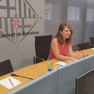 janet sanz ajuntament barcelona Europa Press