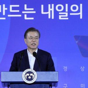 Moon Jae in president Corea   EFE