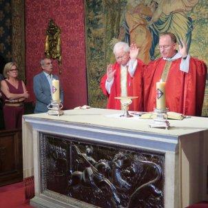 Torra prior Turull capella Sant Jordi