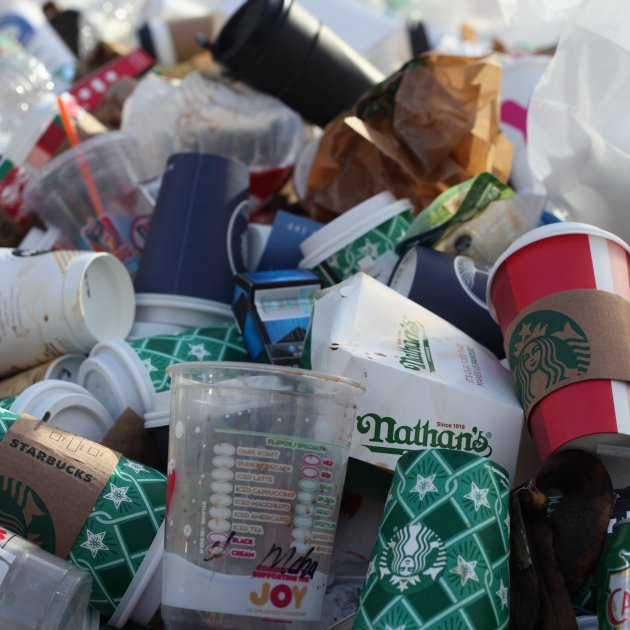basura malbaratament menjar - unsplash