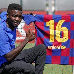 moussa wague @FCB