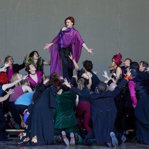 La traviata. Paco Azorín. Festival de Peralada. Toti Ferrer