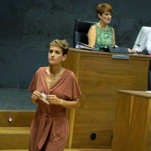 María Chivite presidenta navarra - efe