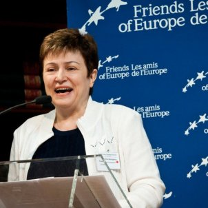 Kistalina Georgieva Friends of Europe