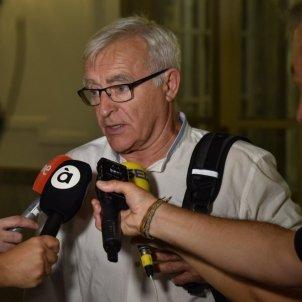 EuropaPress 2299544 El alcalde de Valencia Joan Ribó atiende a los medios de comunicación tras una sesión ordinaria del pleno del Ayuntamiento de Valencia en la que se han tratado entre otros temas el pro