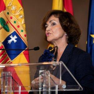 Carmen Calvo PSOE EFE