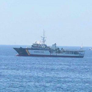Vaixell Guàrdia Civil @annuska34