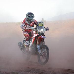 Joan Barreda Dakar 2017 Efe