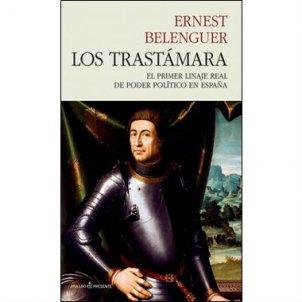 Portada del llibre 'Los Trastámara', d'Ernest Belenguer