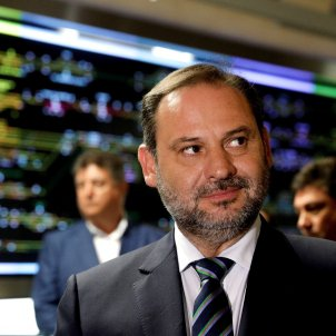 José Luís Ábalos PSOE - efe