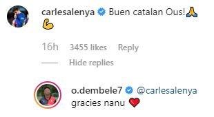 Aleñá Dembélé català Captura pantalla