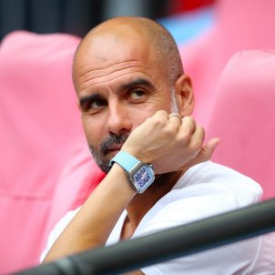 Pep Guardiola Europapress