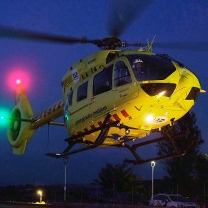 vol nocturn sem helicopter - departament de salut