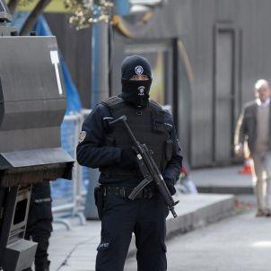 policia turquia efe