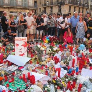 Atemptat Barcelona Europa Press