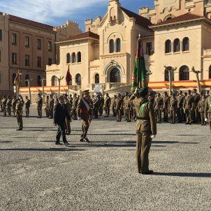 jura bandera pasqua militar europapress