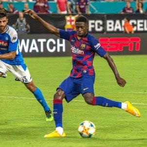 Ousmane Dembélé Barça EFE